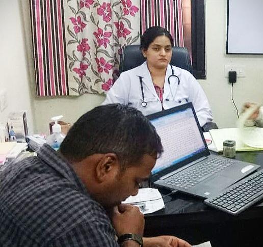 डॉ. हुमा रहमान इलाज के लिए रिश्वत ले रही थी लोकायुक्त ने गिरफ्तार किया